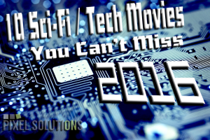 Pixel Solutions: Movies 2016