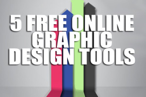 5 free online graphic design tools