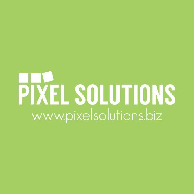 pixel solutions green logo