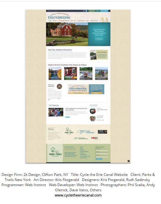 2016 Web Design: Websites